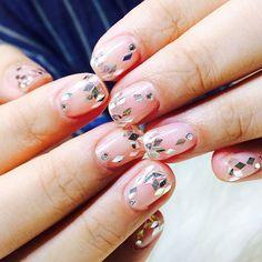No 058 3d Nail Art Sticker Mit Strass Steinchen Nail Care, Manicure & Pedicure