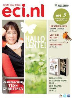 Ons 3e magazine van 2013 staat in het teken van de lente