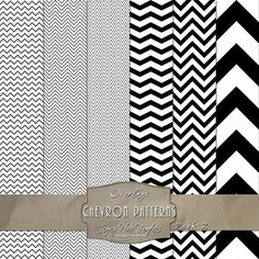 Patterns for digital paper Create your own digital paper with your color picks using the pattern templates.  The 12x12 templates come in a PNG and PSD format. $7.50  #digital paper, #chevrons, #pattern, #DIY,  #scrapbooking