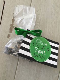 Team Gifts Football Gifts Good Luck Gifts by EllaJaneCrafts