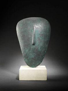 William Turnbull, Mask, 1984