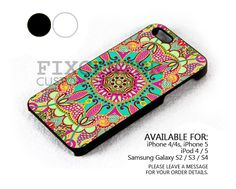 Tread Paisley Pink Pattern case for iPhone 4/4S iPhone 5 Galaxy S2/S3/S4