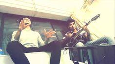 70s Bollywood Mashup   Shoaib & Prince   (LIVE ACOUSTIC)
