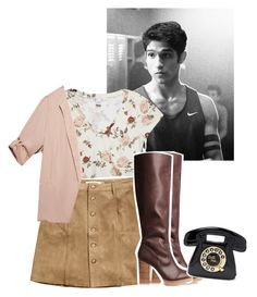 """""""Date with Scott McCall"""" by savingmarrish ❤ liked on Polyvore featuring Wet Seal, H&M, Forever 21, TeenWolf and ScottMcCall"""