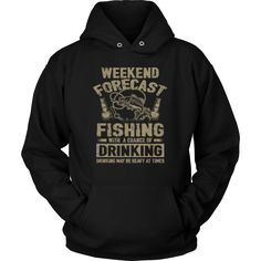 CAMPING WITH A CHANCE OF DRINKING SWEATSHIRT jumper tent funny birthday gift