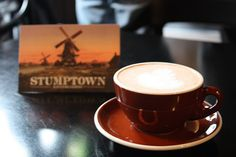 Mmm, a good cup of Stumptown Coffee!    http://thedivineminimalist.blogspot.com/2012/01/rumor-has-it.html