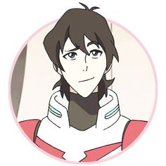 Keith the Red Paladin from Voltron Legendary Defender