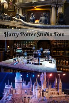 Harry Potter Studio Tour - sharing the amazing time we had at the tour and a few of my favourite photos
