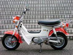 Honda-Chaly Antique Motorcycles, Motorcycle Design, Honda, Motorbikes, Antiques, Vehicles, Motors, Vintage, Wheels