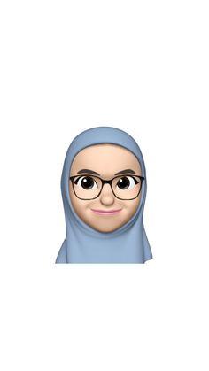 Cartoon Wallpaper, Iphone Wallpaper, Hijab Drawing, Girl Emoji, Islamic Cartoon, Cute Couple Wallpaper, Emoji Pictures, Hijab Cartoon, Emoji Stickers