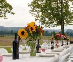 Farm Dinners   /  Bella Organic Farm  #SauvieIsland #Oregon #USA