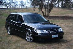 Saab 95 B wagon