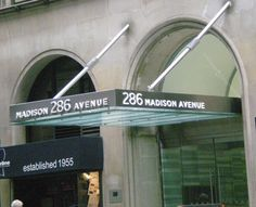 Awnings NYC | Awning NY | New York City Awning Installation ...