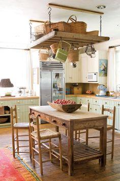 52 best pot racks images kitchens hanging pots kitchen dining rh pinterest com
