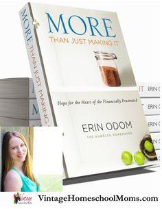 Erin Odom Author