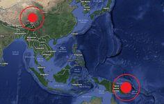 La tarde de hoy en Port Moresby un sismo de 6.9° sacudió la plataforma oceánica, el epicentro del movimiento telúrico se registró a 422 Km de Port Moresby en Papua Nueva Guinea. El sismo tuvo una profundidad de 10 Km. El Instituto Geológico de los Estado Unidos lanzó una advertencia de probabilidad de Tsunami, es decir, podría originarse la elevación de las olas en unos cuantos centímetros sin provocar destrozos.