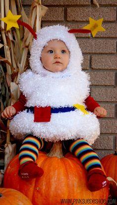 DIY Rainbow Brites Twink Costume
