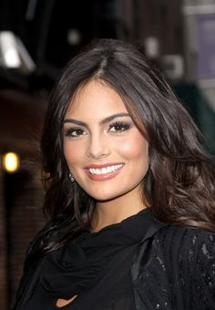 Ximena Navarrete, Miss Universe 2010- always glowing and glamorous