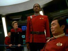"Star Trek: Voyager  ""Flashback""  Season 3 episode 2. One of my favorites"