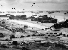 D-Day #WWII