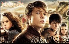 I think this is a beautiful picture of the Pevensie siblings...