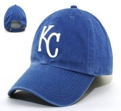 Kansas City Royals MLB Clean Up Cap by  47 Brand  19.95 NOW  14.99 Save   25% off Made of 100% Cotton Adjustable 2f809f327e41