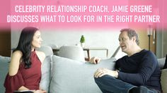 Celebrity Relationship Coach, Jamie Greene (who was a teacher of mine for a few years). Wow, his story of the crazy drugged out partner is (ba bam) close to home.. Yeeeee