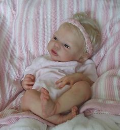 DOVES-NURSERY-Beautiful-Reborn-Baby-Girl-ESME-Laura-Lee-Eagles-Sculpt