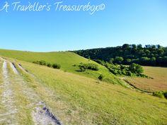 Barton Hills, Bedfordshire. A Traveller's Treasurebox: Localtrotting #hills #england #bedfordshire