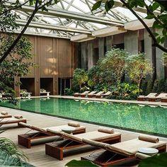 Beijing, China Hotel: Rosewood Beijing @rosewoodbeijing Share your favorite #ForbesTravelGuide hotels!
