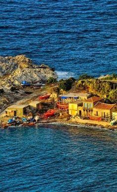 Saint Isidore - Karnagio, Samos Island, Greece
