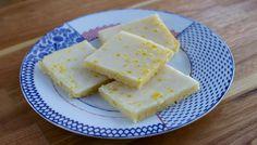Glazed Lemon Bars (via marriahlavigne.com)