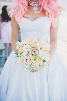 Cupcakes, Candy & Petticoats – A Great British Pier Wedding: Tina & Dave