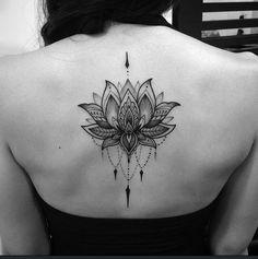 Lotus Tattoo ideas - Tattoo Designs For Women! Cute Tattoos, Body Art Tattoos, New Tattoos, Small Tattoos, Tatoos, Tattoo Fleur, Lotus Tattoo, Lotus Flower Tattoo Design, Flower Tattoos