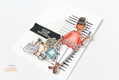 Coloring Skin Tones With Copic Markers - Essentials By Ellen June 2018 Release