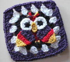 Parot Granny Square (pattern)