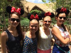 Family, Friends and Walt Disney World http://www.wdwfanzone.com/2014/09/family-friends-and-walt-disney-world/