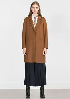 Coat for cold days - Uptostyle
