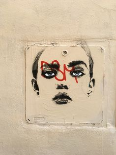 Florence, Italy graffiti
