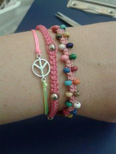 macrame bracelet makrome bileklik bohem bohemian