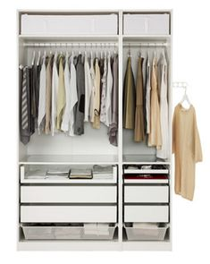 Closets diy Beautiful inspiration and ideas for a modern industrial dream closet space!