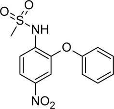 Nimesulide Chemical Structure