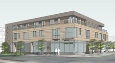 4 story, mixed use, building - Google Search
