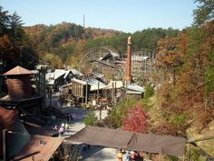 Dollywood! Good old fashioned family fun at its finest. Great time is had by all. We enjoyed their shows very much also!