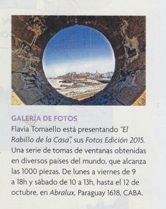 """La revista """"Para Ti Mamá"""" de Argentina también invita a visitar """"El rabillo de la casa 2""""."""