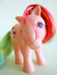 My Little Pony ( I still have a huge collection from my childhood...100+!!!)