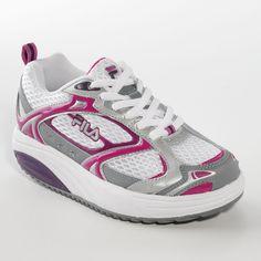 3e75170e2f69 Fila shoes girls Sport sonic toning youth sizes 5 6 NEW