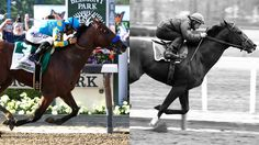 The 2015 Triple Crown winner American Pharoah ran the sixth-fastest Belmont Stakes ever, but if he were racing against Secretariat's record time in 1973, he ...