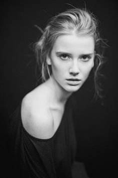 [freshly on board] Elise Pluvinage @ Elite Model Management in London ('development' division)