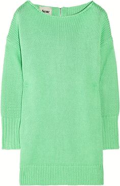 Shore Oversized Chunky-knit Cotton Sweater - Lyst